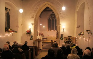 Epiphany 2012, St Michael's in Offham