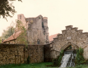 A photo of Malling Abbey