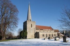 St Mary's Church, West Malling